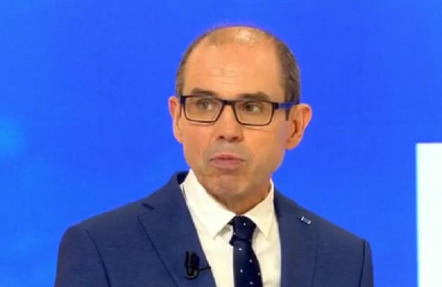 Pascal Delwit, politologue à l'ULB.