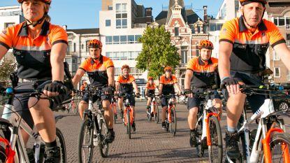 Politie controleert fietsstraten rond Turnhoutsebaan en deelt 15 processen-verbaal uit