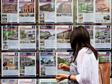 Aanbod koopwoningen daalt in Maas en Waal nog iets verder