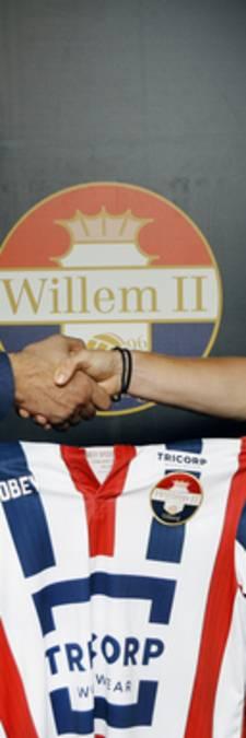 Willem II legt jonge aanvaller Luca da Silva vast