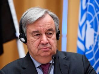 """Verenigde Naties roepen op """"klimaatnoodtoestand"""" uit te roepen"""
