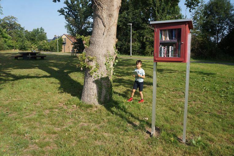 Mini-Bibliotheek Lananaken 5