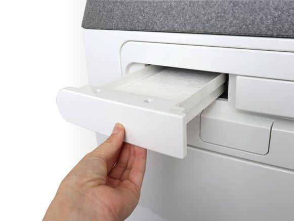 Verstopte filters zijn geen besmettingsbron, maar verminderen wel de luchttoevoer. Vervang ze dus niet vaker dan anders.