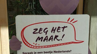 """Gemeentediensten moedigen anderstaligen aan: """"Oefen je Nederlands, wij helpen graag!"""""""