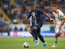 Le PSG, avec Thomas Meunier titulaire, s'impose largement au Dynamo Dresde