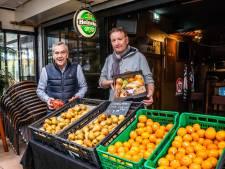 In Doorwerth ga je nu naar de kroeg voor een zak fruit: 'Ik wilde reuring in de tent'