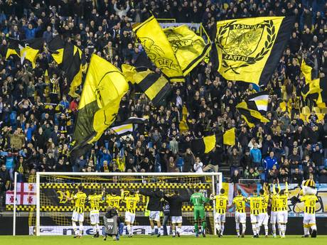 Vitesse ontvangt steun uit 'de hele wereld'