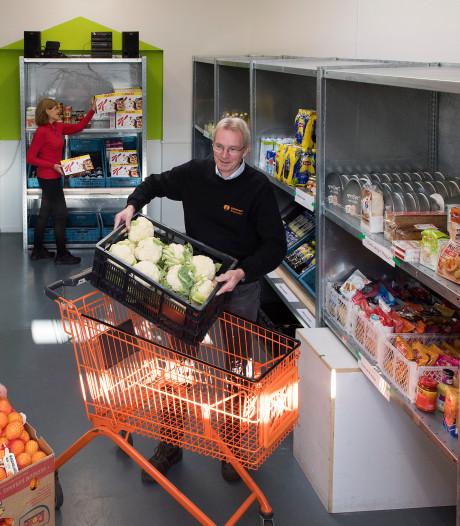 Voortaan 'echt winkelen' bij de voedselbank in Tiel