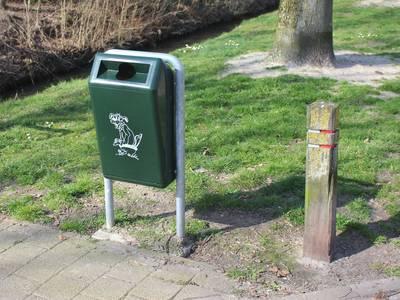 Overlast hangjongeren in park bij Vlasweel in Terheijden