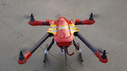 Brandweerdrones zullen in primeur in Kortrijk vliegen
