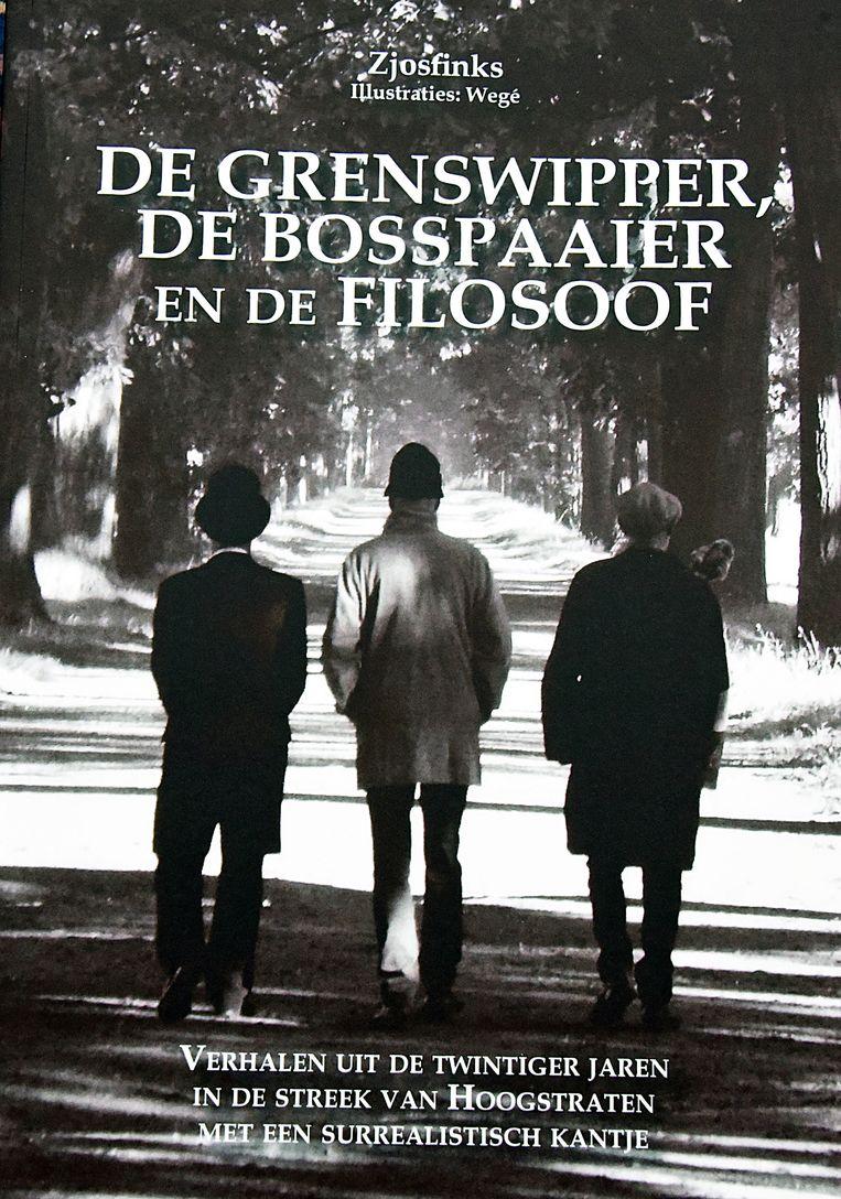 Het nieuwe boek van Zjos Vinckx en Willy Geets alias WéGé.