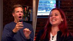 """Seksuolotte zorgt voor hilariteit in 'Gert Late Night': """"Hebt gij dat seksspeeltje al gebruikt?"""""""