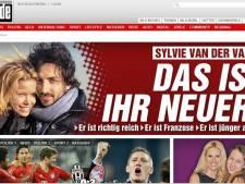 'Nieuwe liefde Sylvie van der Vaart is rijke Fransman'