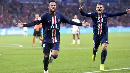 Neymar bezorgt PSG de volle buit (bis): Braziliaan scoort weer héérlijk in Lyon