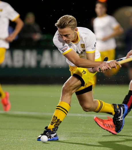 Hockeyers Den Bosch lijden eerste nederlaag