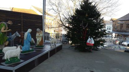 Breng een kerstbal naar de kerstmarkt