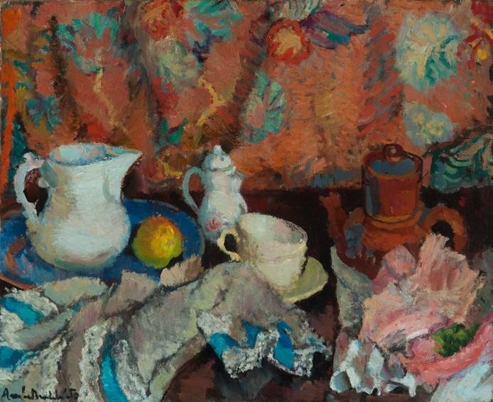 Werk van Agnes van den Brandeler te zien bij Fundatiefusions.