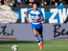 Guardiola wil PEC Zwolle-speler Sandler helpen betere speler te worden