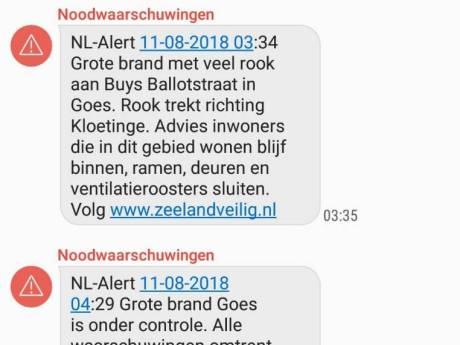 Onnodig wakker door NL-Alert, kan dat niet anders?