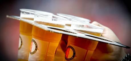 'Feyenoord loopt miljoenen mis door alcoholverbod in stadion'