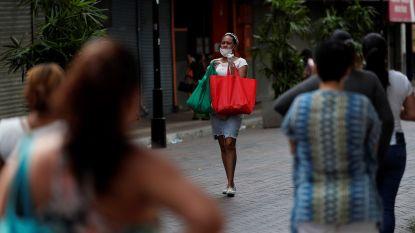 Mannen en vrouwen mogen om de beurt de straat op in Panama