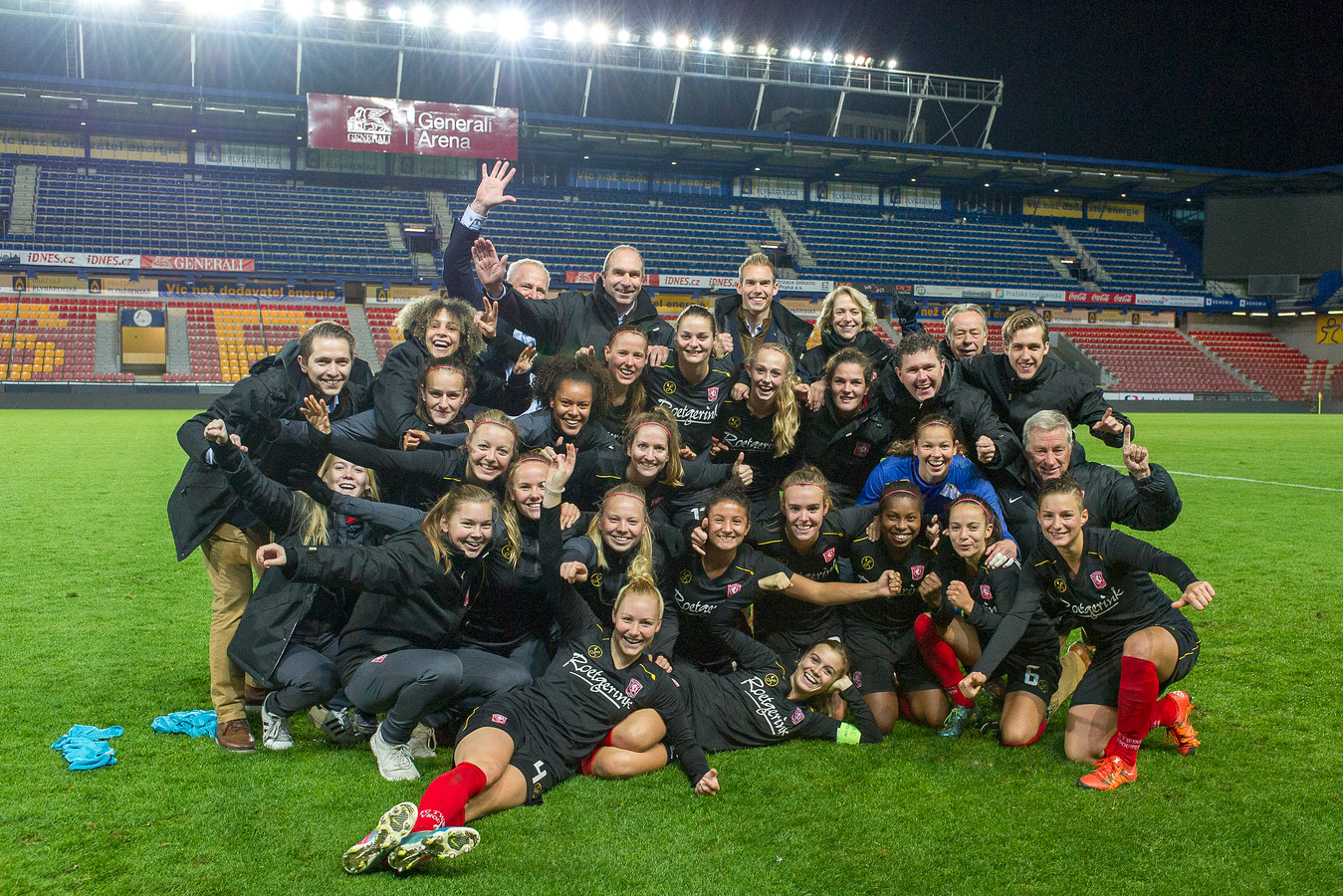 De laatste keer dat FC Twente kon juichen in het hoofdtoernooi was in oktober 2016: een historische 3-1 zege bij Sparta Praag.