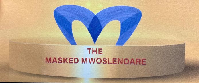 The Masked Mwoslenoare.