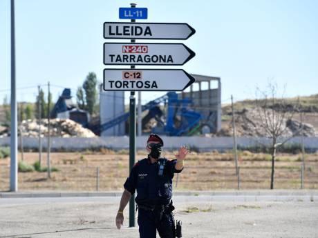 Le conseil de voyage en Espagne passe de vert à orange