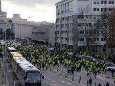 'Gele hesjes' treffen ook EK handbal, twee duels verplaatst