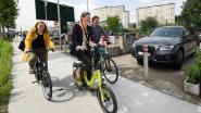 Nieuw fiets- en wandelpad van een kilometer lang in Molenbeek