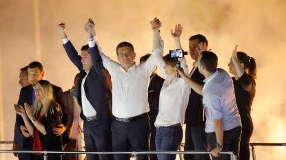 Oppositiekandidaat Imamoglu behaalt 54,2 procent bij verkiezing burgemeester Istanboel