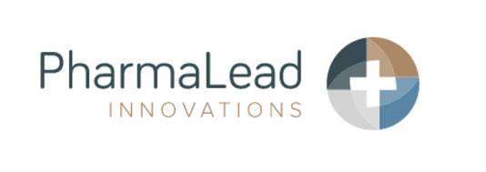 Het logo van PharmaLead Innovations.