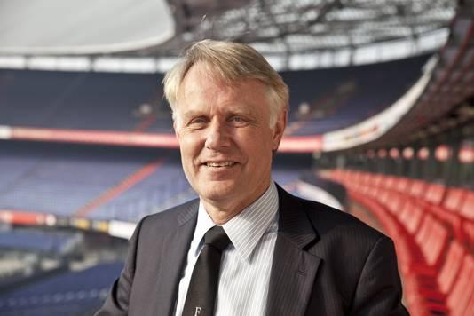President-commissaris Gerard Hoetmer.