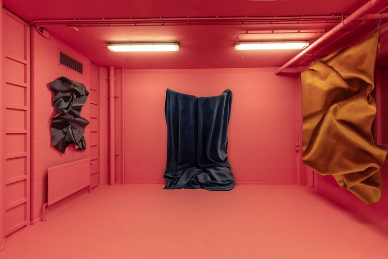 Werk van Celia Hadeler Beeld JW Kaldenbach