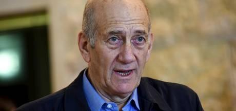 'Oud-premier Israël komt vervroegd vrij'