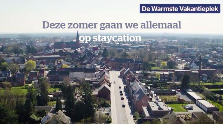 Onze drone vliegt opnieuw een maand boven Vlaanderen op zoek naar De Warmste Vakantieplek.