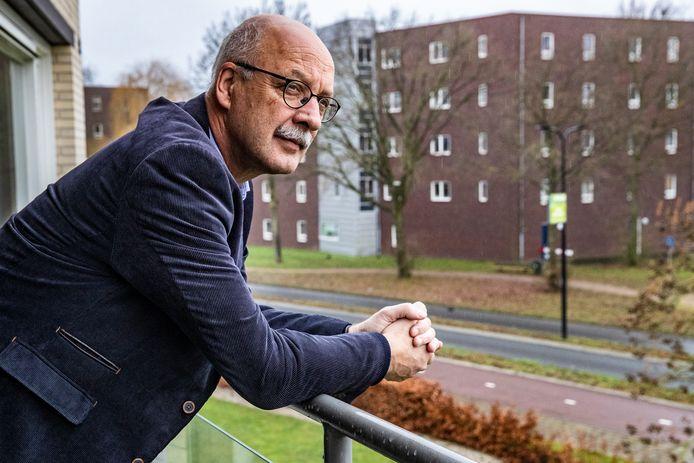 Crisisanalist Ludden onthult, zo zegt hij, een systeemcrisis in Nederland met zijn nieuwe boek.