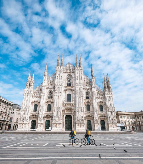 727 décès de plus, le bilan passe à 13.155 morts en Italie