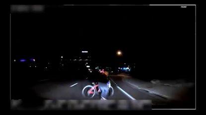 VIDEO: Politie verspreidt dashcambeelden van dodelijke aanrijding zelfrijdende wagen