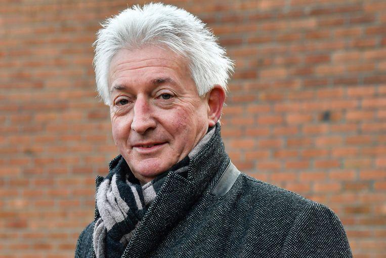Francois Willems (Open Vld) werd even voorzitter van de gemeenteraad.