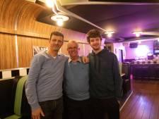 Drie generaties familie Sanders op podium in Veldhoven
