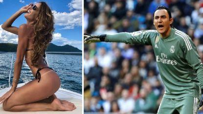Collega met Victoria's Secret model als lief en snaak die complimenten kreeg van Buffon: dit staat Courtois te wachten als hij voor Real of PSG kiest