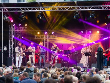 No Harm en Join The Wolf Pack op Alphens Bevrijdingsfestival
