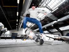 Douwe Macaré uit Zutphen in kwartfinale WK skateboarden