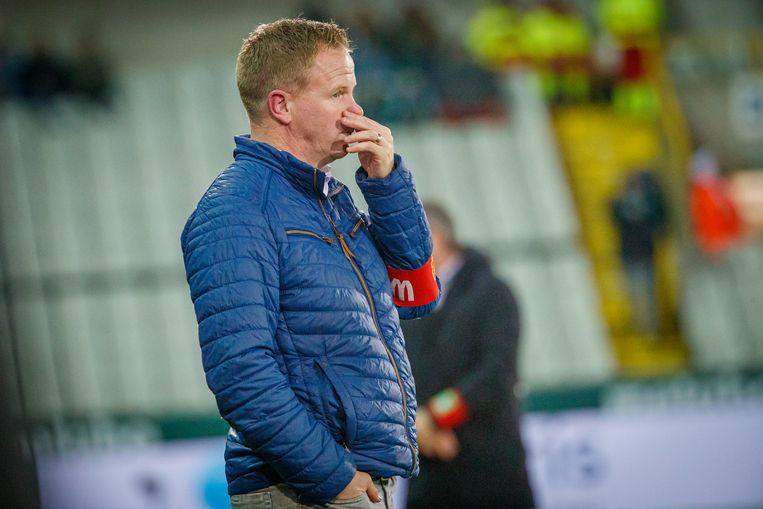"""Wouter Vrancken: """"Zo snel mogelijk weer winnen, is het belangrijkste."""""""