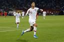 Portugal pakte zaterdag belangrijke punten bij Servië (2-4).