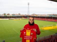 GA Eagles strikt Ahannach voor komende half jaar als vervanger voor Van der Venne