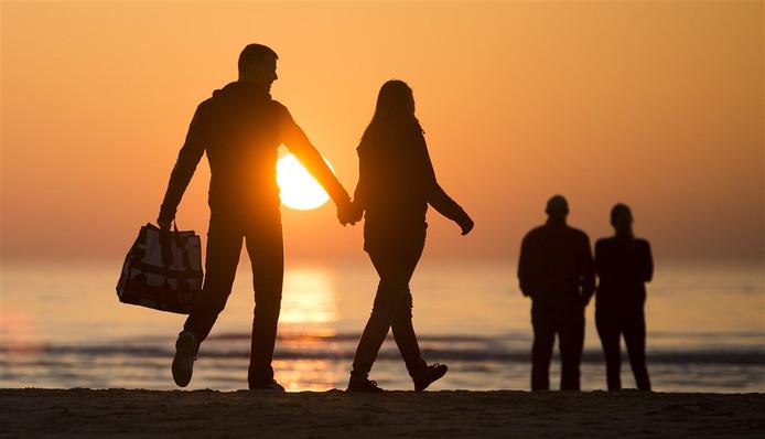 Onderzoek leert dat veel lezers van de Stentor hun relatie met een 7,5 waarderen. Vrouwen zijn iets positiever dan mannen.