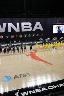"""Les joueuses de Seattle et New York boycottent l'hymne national en soutien à """"Black Lives Matter"""""""