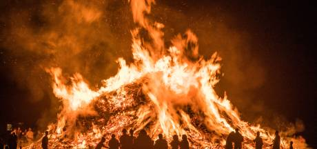 Paasvuur in Losser voor het derde jaar op rij afgelast